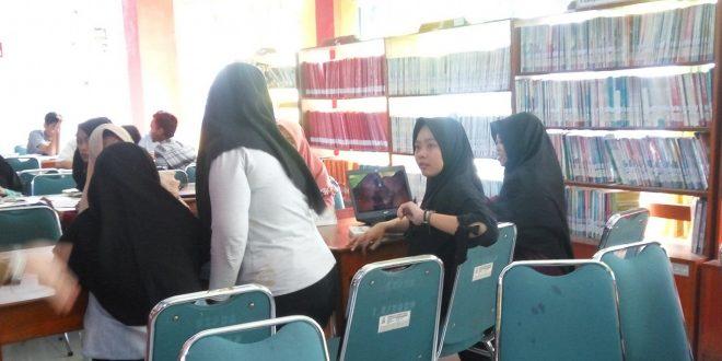 Ramadhan, Pengunjung Perpustakaan Berkurang