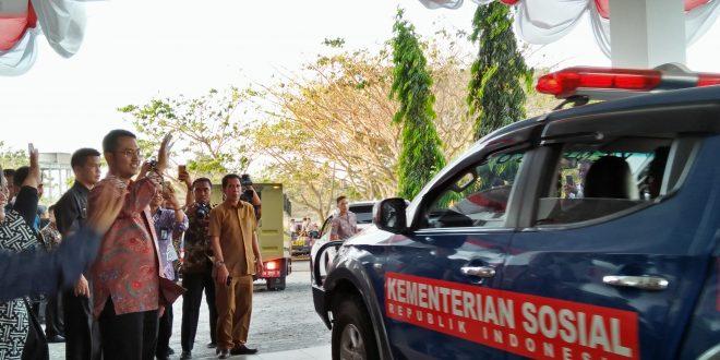 Bupati Lepas 50 Tim Relawan Menuju Lokasi Gempa Palu