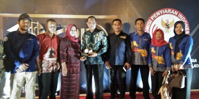 Sinjai TV Raih Iklan Terbaik Di Ajang KPID Award