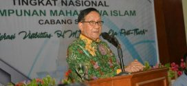 Akbar Tanjung Jadi Pemateri di LK II HMI Sinjai<br>