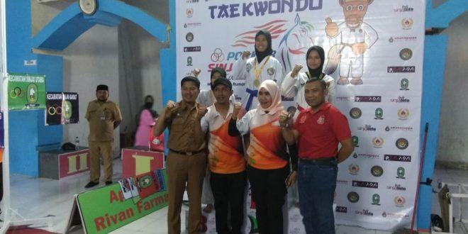 Info Atlet dan Perolehan Medali Terlengkap di Cabor Taekwondo