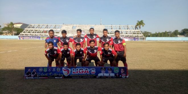 Perssin Sinjai Lolos Ke Fase selanjutnya Liga 3 Indonesia Zona Sulsel