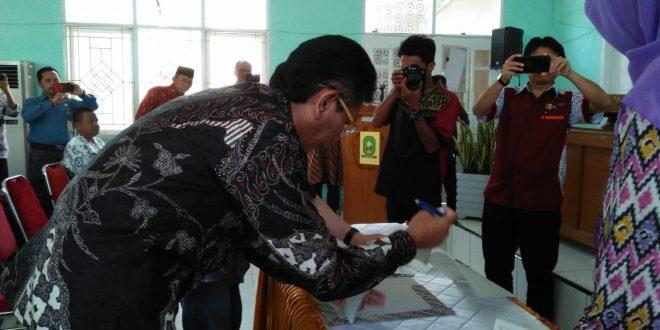 Tingkat Mutu Pendidikan,  Disdik Sinjai Jalin Kerjasama Dengan Microsoft Indonesia