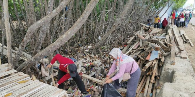 Desa Tongke-Tongke Berbenah, Siap Hadapi Penilaian Kabupaten Sehat